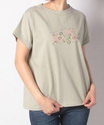 McGREGOR/McGモチーフ半袖Tシャツ/502023179