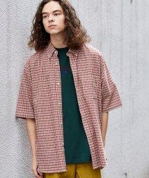 JUNRed/ダッドシルエットBDシャツ/502032661