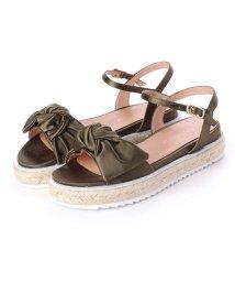 UNTITLED shoes/アンタイトル シューズ UNTITLED shoes サンダル (カーキ)/502033666