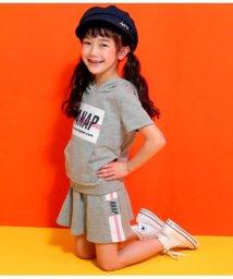 ANAP KIDS/ミニ裏毛BOXプリントSETUP/501982993