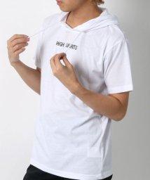 MARUKAWA/刺繍 サガラ 半袖Tシャツパーカー/501999436