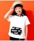 ANAP KIDS/総柄フーディー/502020927