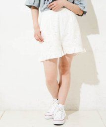 NICE CLAUP OUTLET/レースショートパンツ/502024322