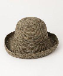 NOLLEY'S/ラフィアセーラー帽/502025521
