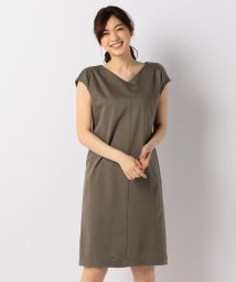 fredy emue/袖タックポンチワンピース/502025532