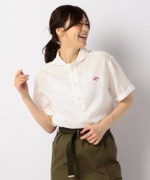 FREDY&GLOSTER/【DANTON/ダントン】LINEN CLOTHショートスリーブシャツ#JD-3565KLS/502025563