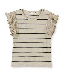 branshes/プリーツシフォン半袖Tシャツ(80~150cm)/502031908