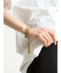 MIELIINVARIANT/Tassel Chain Bangle/502032790