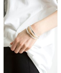 MIELIINVARIANT/Metal Mix Bangle/502032791