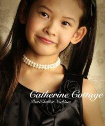 Catherine Cottage/パールチョーカーネックレス/502033016