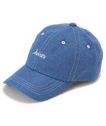 AVIREX/【FUDGE 6月號掲載】【直営店限定】Women's/綿麻キャップ/ COTTON×LINEN CAP/502034021