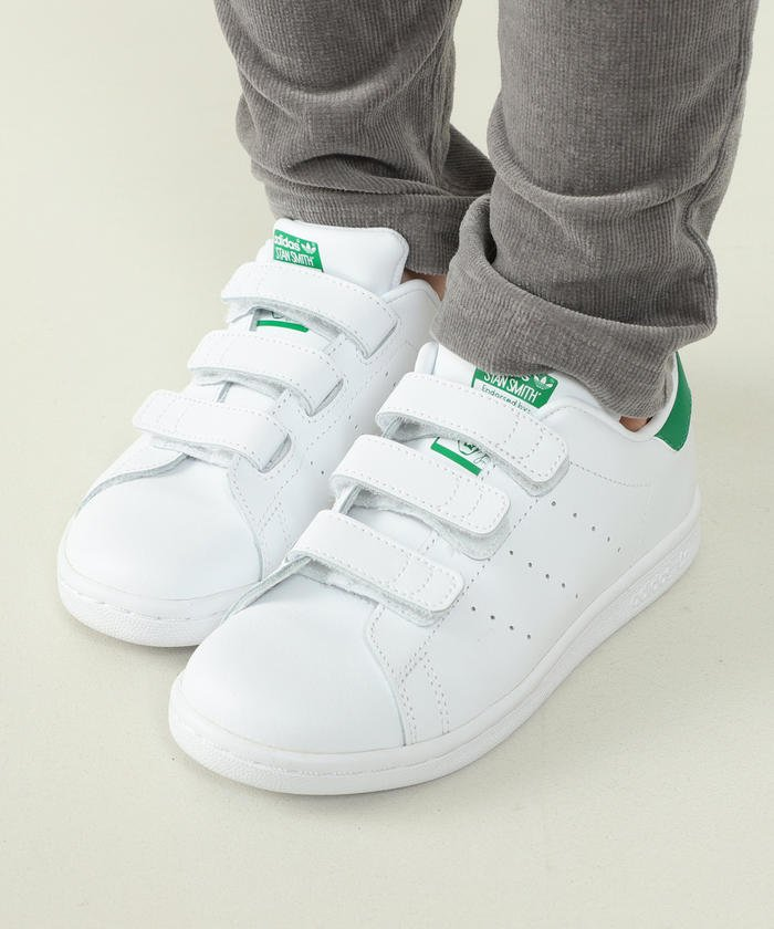 adidas / STAN SMITH CF C (17〜21.5cm)