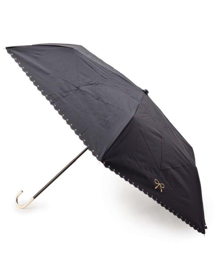 晴雨兼用パンチングミニ傘