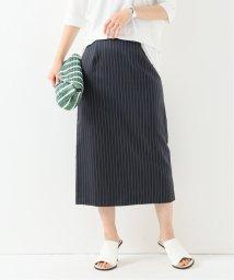journal standard  L'essage /キュプラストライプスカート/502036104