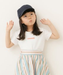URBAN RESEARCH DOORS(Kids)/Fruits ロゴプリントTシャツ(KIDS)/502036584
