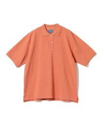 BEAMS OUTLET/BEAMS / ヘビーカノコ ルーズ ポロシャツ/501913380