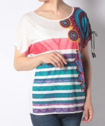 Desigual/Tシャツ/501993062