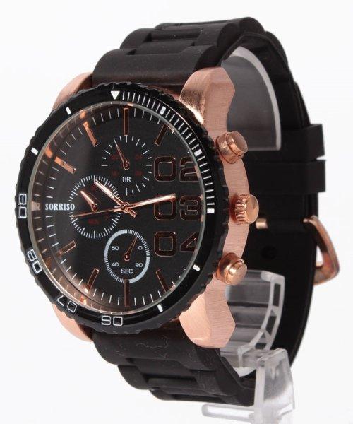 SP(エスピー)/【SORRISO】腕時計 SRF4 メンズ腕時計/WTSRF4