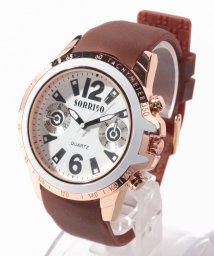 SP/【SORRISO】腕時計 SRF7-WHBK/501997268