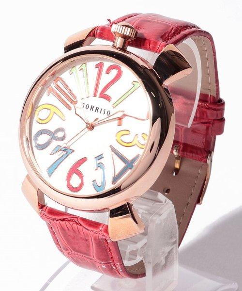 SP(エスピー)/【SORRISO】腕時計 SRF9L メンズ腕時計/WTSRF9L