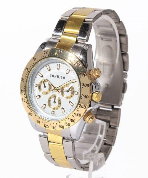 SP(エスピー)/【SORRISO】腕時計 SRHI10 メンズ腕時計/WTSRHI10