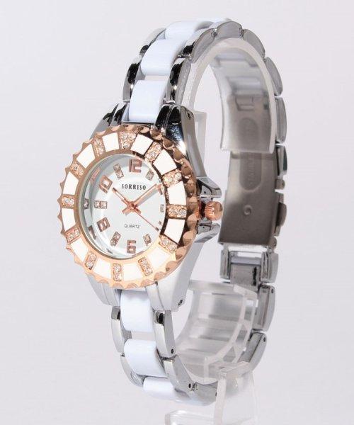 SP(エスピー)/【SORRISO】腕時計 SRHI12 レディース腕時計/WTSRHI12