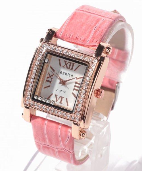 SP(エスピー)/【SORRISO】腕時計 SRHI6 レディース腕時計/WTSRHI6