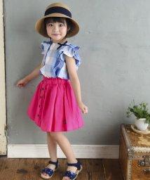 Noeil aime BeBe/ローンボタンデザインスカート/501998738