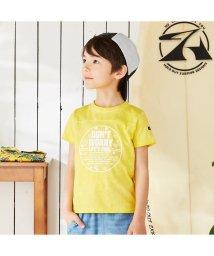 BREEZE / JUNK STORE/ロゴ加工Tシャツ/502002650