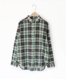 coen/【『リンネル』6月号掲載】強撚コットン2WAYシャツ/502029412