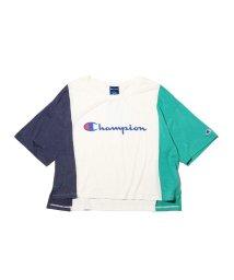 Champion/チャンピオン クロップド シャツ/502036396