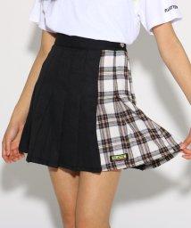 PINK-latte/★ニコラ掲載★MIXチェック スカート/502036989