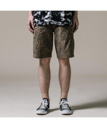 Levi's/カーゴショーツ  PATCHY CHEETAH BACK SATIN/502037310
