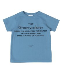 GROOVY COLORS/テンジク GROOVY COLORS BASIC TEE/502037859
