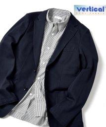 SHIPS JET BLUE/SHIPS JET BLUE: カラミ2Bジャケット NAVY/502038094