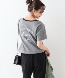 SLOBE IENA/Etoile リンガーTシャツ/502038097