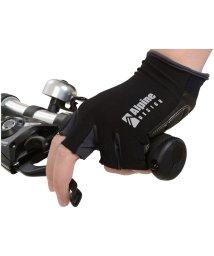 Alpine DESIGN/アルパインデザイン/自転車用指切りグローブ/502038115