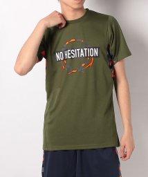 s.a.gear/エスエーギア/メンズ/半袖TシャツNO HESITATION/502038152