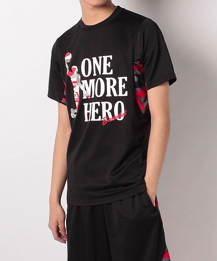 エスエーギア/メンズ/半袖TシャツONE MORE HERO