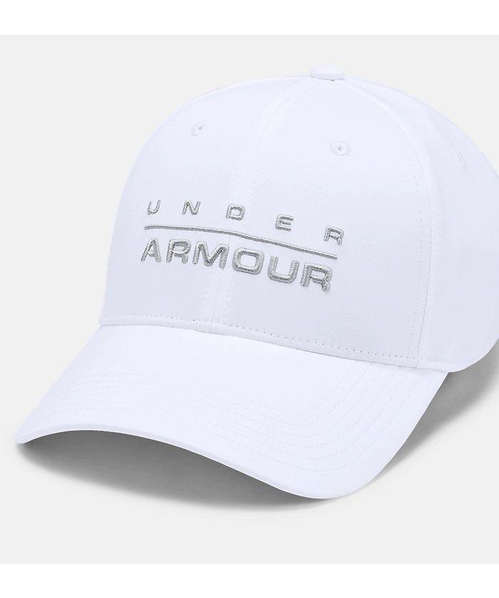 アンダーアーマー/メンズ/20S UA MENS WORDMARK STR CAP