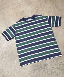 ViS/【一部店舗限定】【Lee】ボーダークルーネックTシャツ/502038455