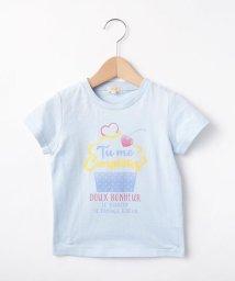 HusHush(Kids)/【90-140cm】カップケーキTシャツ/502039256