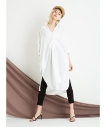 MIELIINVARIANT/Handsome Long Shrit Dress/502039300