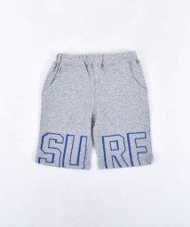 SLAP SLIP/ミニミニ裏毛裾ロゴプリント5分丈パンツ/502039658