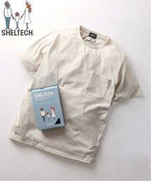 JOURNAL STANDARD relume Men's/【Begin掲載】SHELTECH(R) クルーネックTシャツBOX/502040546