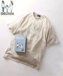JOURNAL STANDARD relume Men's/【Begin掲載】SHELTECH(R) VネックTシャツBOX/502040547