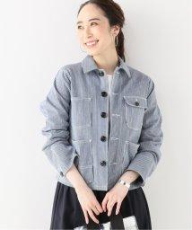 IENA/MADISON BLUE ヒッコリー ショートジャケット/502040633