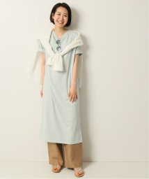 FRAMEWORK/デキシー天竺LONG Tシャツ◆/502040718