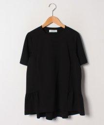 NEMIKAoriginal/裾フリル半袖Tシャツ/501984873