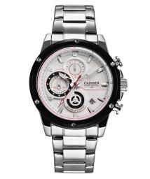 SELECT/〈CADISEN/カディセン〉クロノグラフ 日付カレンダー C9063 腕時計/502012151